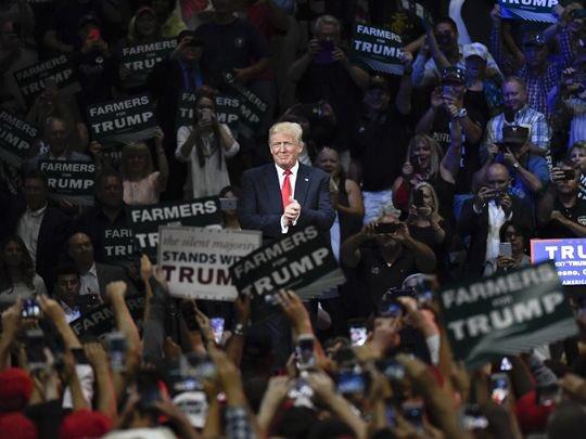 도널드 트럼프 미국 공화당 대선후보
