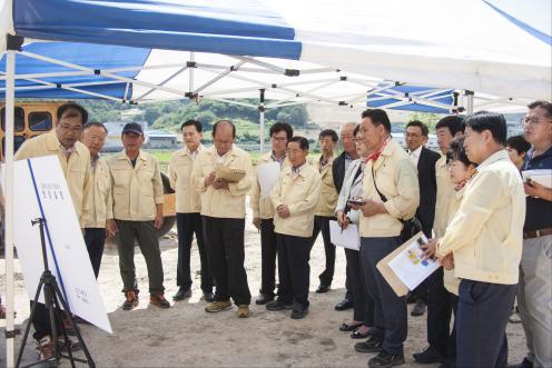 전남 고흥군의회(의장 장세선)는 지난 2일과 3일 관내 주요 사업장 8곳을 현장 방문해 핵심사업을 점검하고 군정현안을 파악하는 시간을 가졌다.
