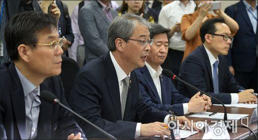 [포토]발언하는 임종룡 위원장