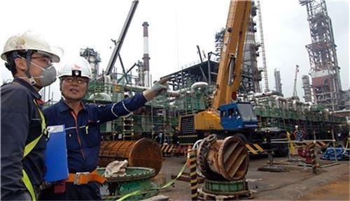 ▲SK이노베이션 제3 정유공장