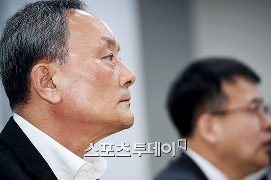 박태환의 아버지 박인호