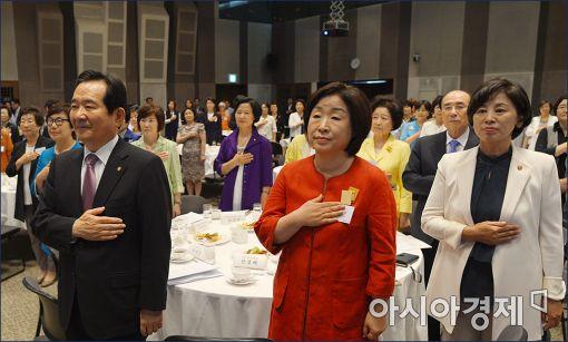 [포토]'20대 국회 여성 국회의원 어울모임'