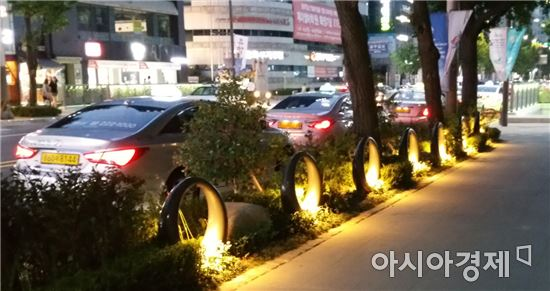 광주시, 금남로·광주천 교량 야간경관 조명 점등
