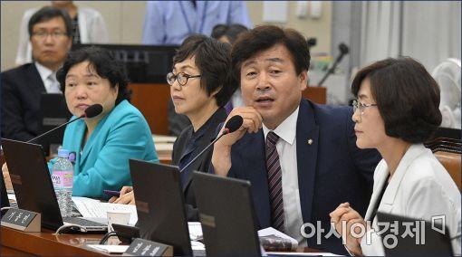 [포토]질의하는 기동민 의원