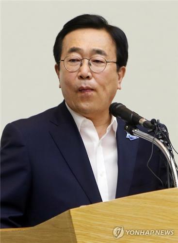 서병수 부산시장/사진=연합뉴스