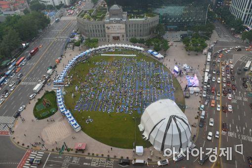 [포토]'UN 세계 요가의 날'