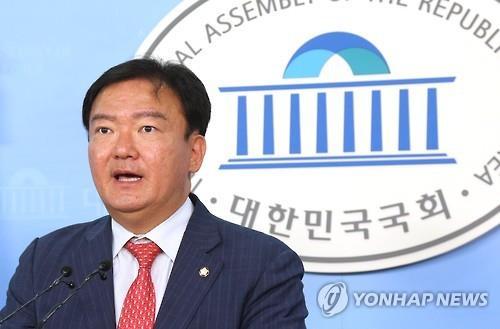 민경욱 대변인/사지=연합뉴스