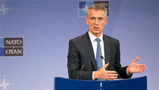 옌스 스톨텐베르그 NATO 사무총장(NATO 홈페이지 참조)
