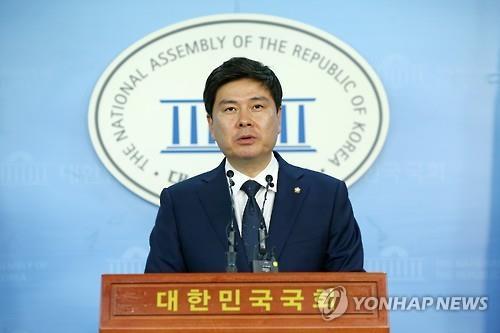 새누리당 지상욱 대변인/사진=연합뉴스