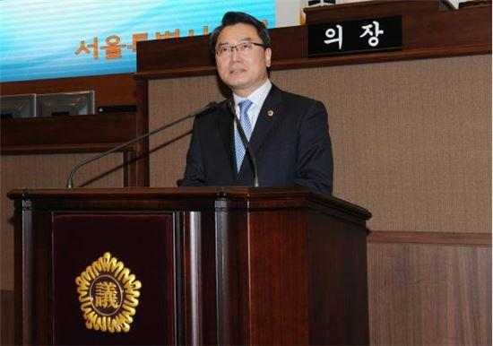 김선갑 서울시의회 운영위원장 내정자