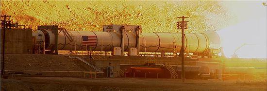 ▲SLS 로켓 부스터에 대한 두 번째 테스트가 진행된다.[사진제공=NASA]