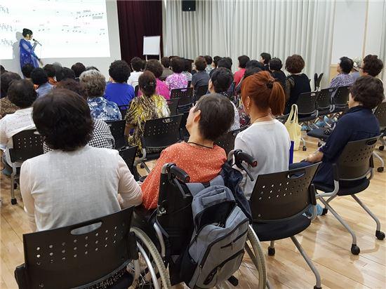 성북구 안암동 노래교실
