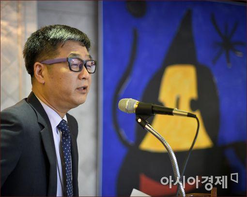 [포토]'호안미로 특별전' 기자간담회