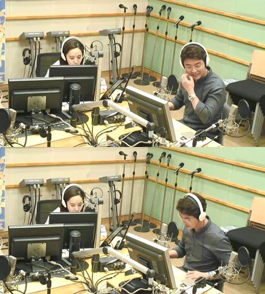 사진=KBS 쿨FM '박지윤의 가요광장' 보이는 라디오 캡처