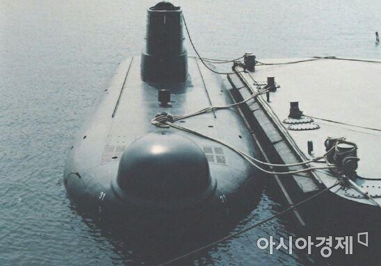 돌고래급 잠수함