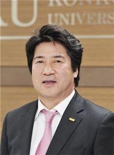 민상기 건국대 신임 총장 내달 1일 취임