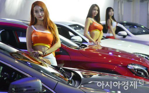 [포토]'한성자동차 모터쇼'
