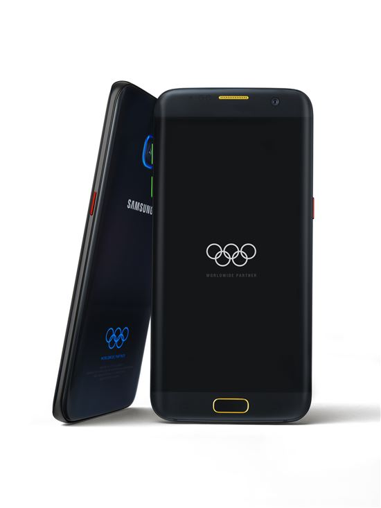 삼성전자 갤럭시S7 올림픽 에디션