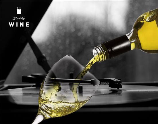 비 오는 날 와인에 어울리는 노래 1위는?