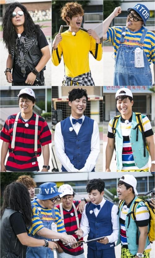 1박 2일 초딩패션. 사진=KBS2 '1박2일' 방송 화면 캡쳐