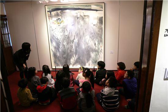 박노수 미술관 교육