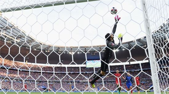 포르투갈 골키퍼 파트리시우[사진=유럽축구연맹(UEFA) 공식 홈페이지]