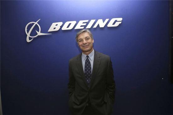 보잉 민항기 부문 CEO 레이 코너(사진= 블룸버그)