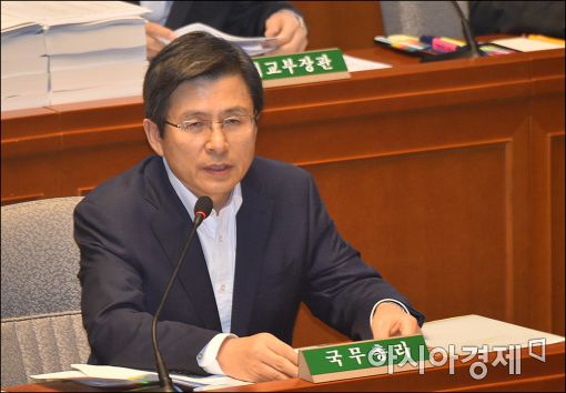 """황 총리 """"납북피해 기념관 세울 것…진상조사보고서도 발간"""""""