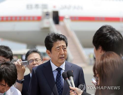아베 신조 일본 총리. 사진=연합뉴스