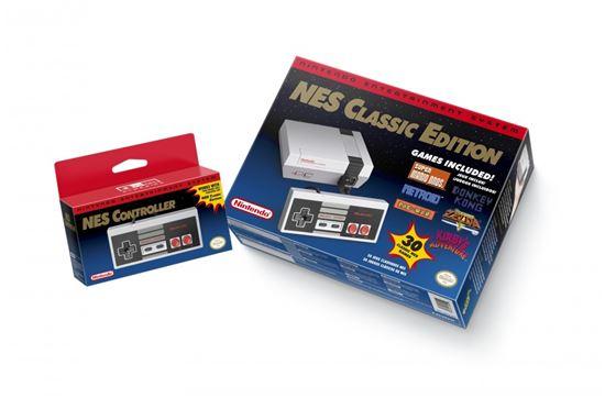 [포켓몬고 광풍]닌텐도, '마리오' 담은 NES 게임기 출시…'제2의 포켓몬고' 되나