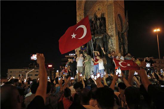 터키 이스탄불 탁심 광장 / 사진=AP연합