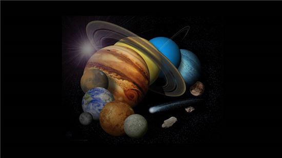 ▲태양계 시스템에 대한 인류의 탐험에 속도가 붙고 있다.[사진제공=NASA]