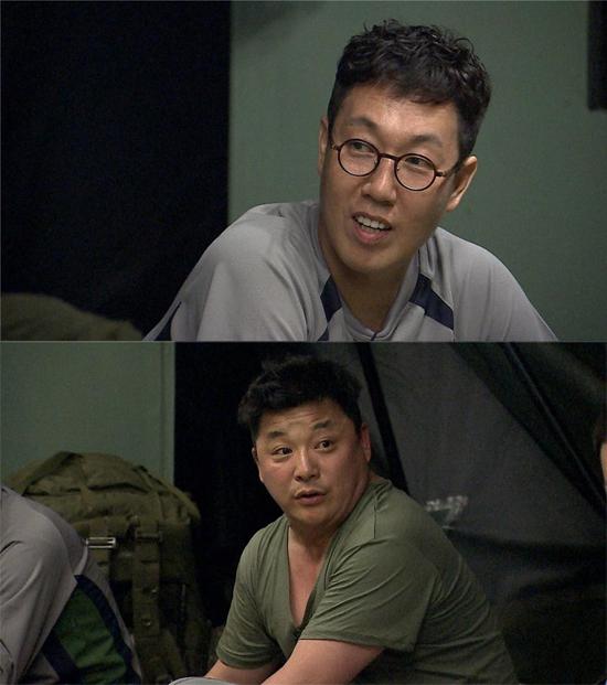진짜 사나이 개그맨 특집. 사진=MBC '진짜 사나이' 방송 캡쳐