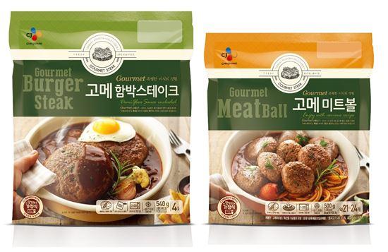 CJ제일제당 '고메 스테이크', 출시 첫 달 매출 15억원…히트상품 예고