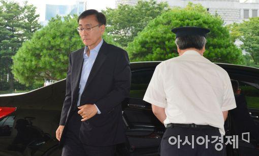 [포토]긴급 고검장 회의 소집한 김수남 검찰총장