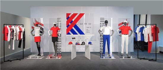코오롱 FnC 헤드, 모기 기피소재 적용한 올림픽 선수복 제작