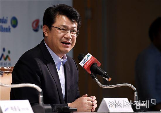 박병석, 의장 비서실장에 복기왕 임명…의장실 주요 인사 단행