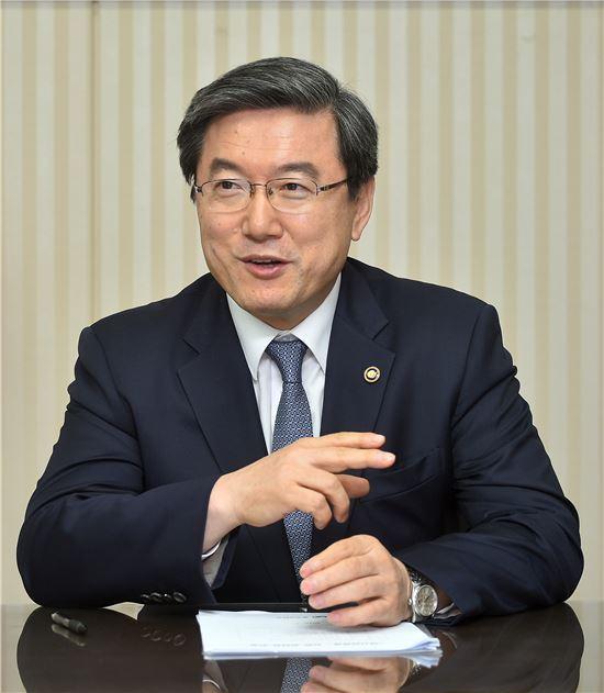 주영섭 중소기업청장