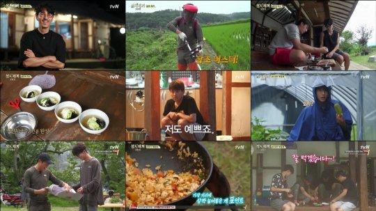 '삼시세끼-고창편' / 사진=tvN방송화면 캡처