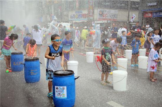 태백 한강낙동강 발원지 축제