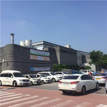 수원화성박물관 부설주차장