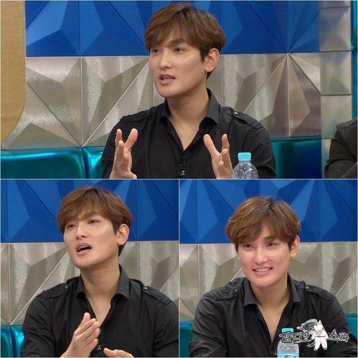 MBC 예능 프로그램 '라디오스타' 강타. 사진=방송화면 캡처