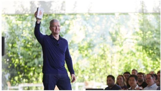 팀 쿡 애플 최고경영자(CEO)/사진=애플 뉴스룸