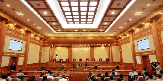 헌법재판소 / 사진=연합뉴스