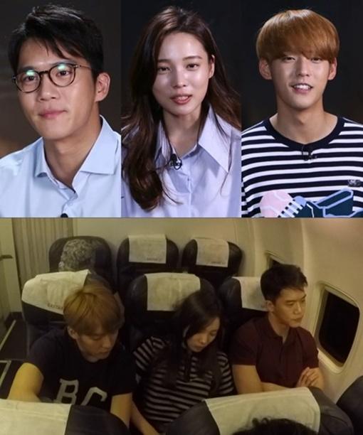 하석진 윤소희 이민혁. 사진=tvN '연극이 끝나고 난 뒤' 방송 캡쳐