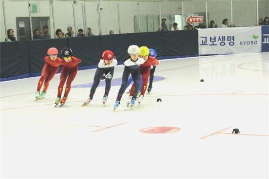 사진=대한빙상경기연맹 제공