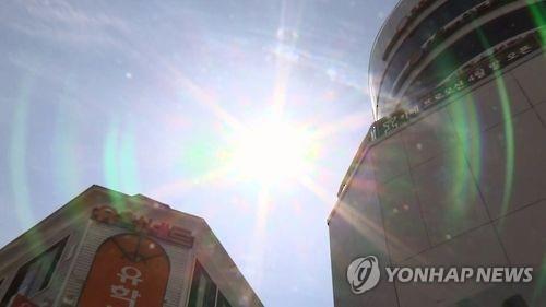 폭염. 사진=연합뉴스 제공