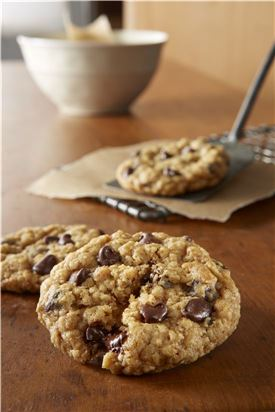 [엄마랑 뚝딱!키즈쿠킹]'오트밀 초콜릿칩 쿠키' 만들기