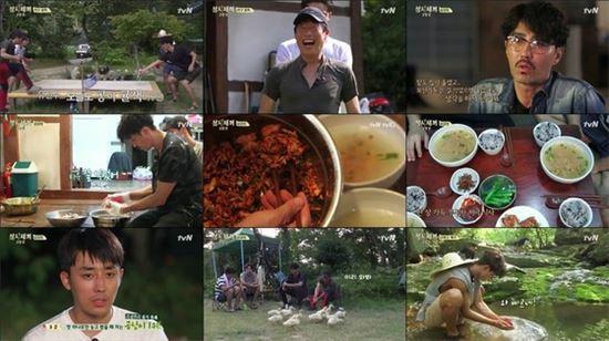 삼시세끼 고창편. 사진=tvN '삼시세끼' 방송 캡처