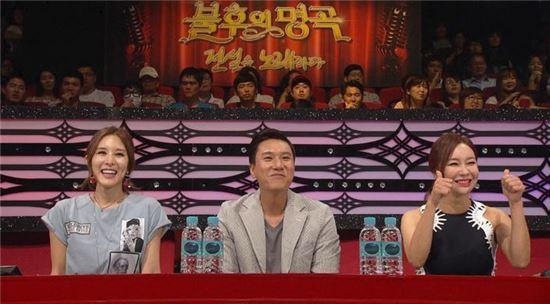 룰라. 사진=KBS2 '불후의 명곡' 방송 캡처